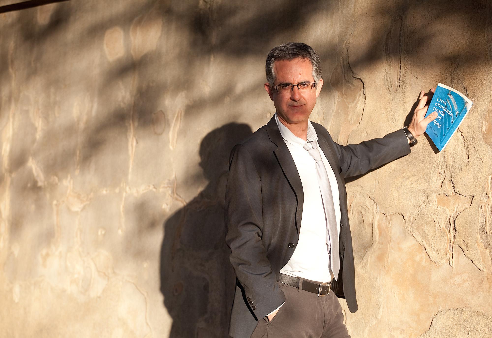 Jorge Molina, escritor y periodista