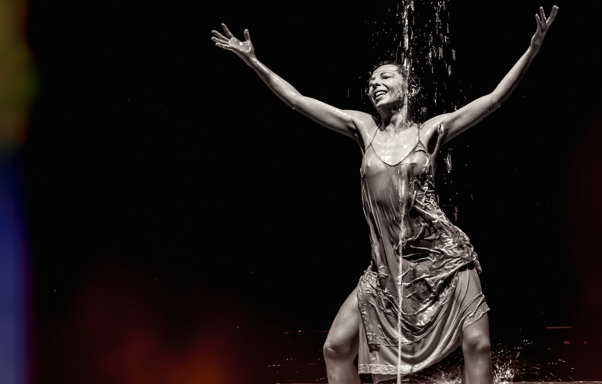 Imagen del 'Aleluya erótica', de Rosario Toledo © Ramón López