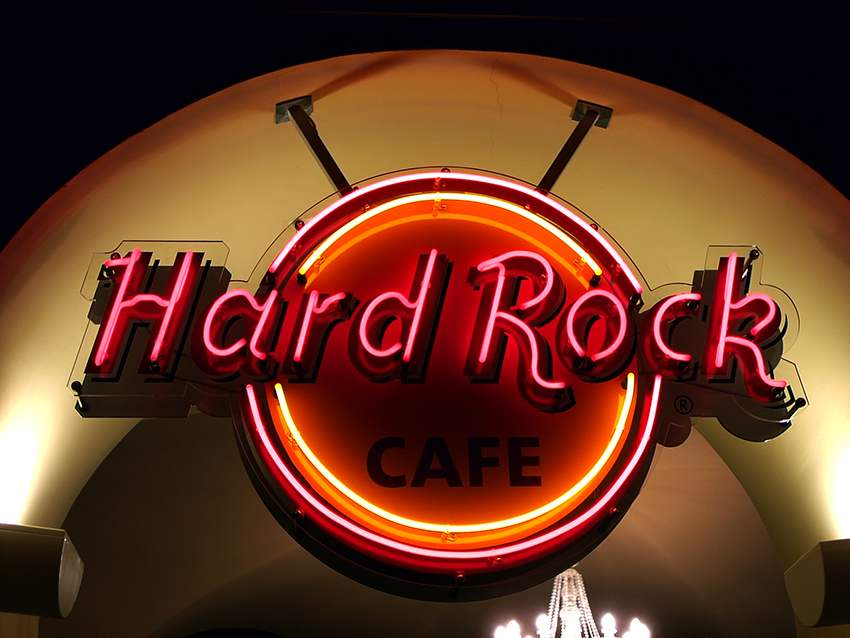 Hard Rock Cafe en Sevilla