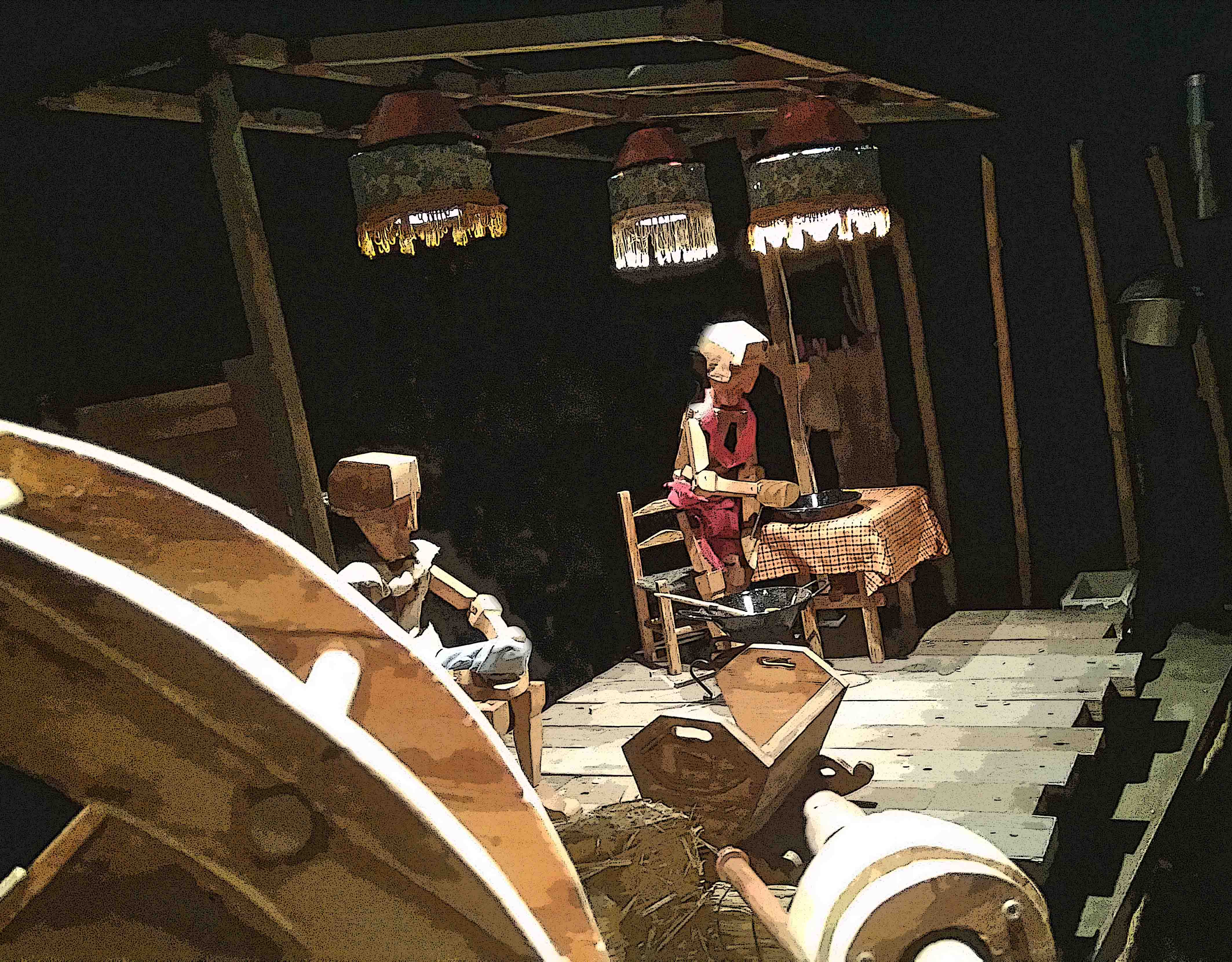 'El Legado', de Axioma Teatro