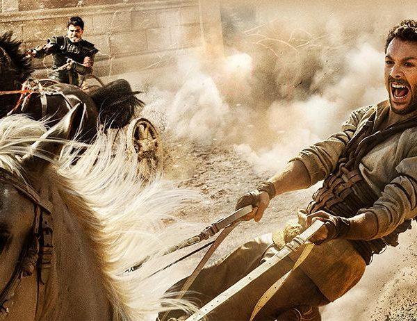 Crítica de la película Ben-Hur (2016). Cine bíblico y de romanos