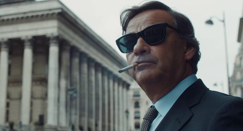 Eduard Fernandez es El hombre de las mil caras en la película de Alberto Rodríguez