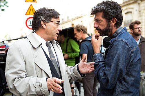 Eduard Fernández es Francisco Paesa bajo la direccion de Alberto Rodríguez en El hombre de las mil caras