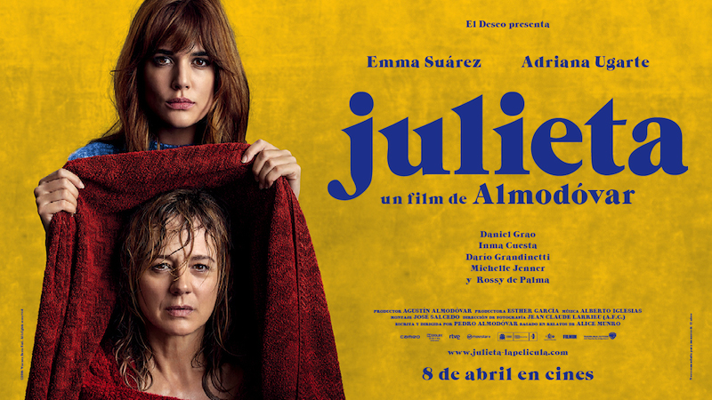 'Julieta', un filme de Pedro Almodóvar
