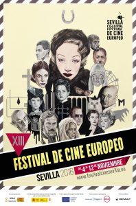 El cartel de la nueva edición del Festival de Sevilla