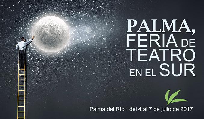 Cartel de Feria de Teatro de Palma