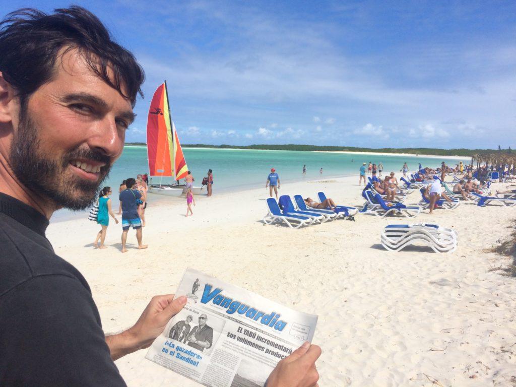 El periodista Daniel Pinilla, autor de 'El método Monchi'. ¡Se formó la Gozadera!