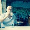 José Luis Ortiz Nuevo atendió a Siete Revueltas en el Bar Plata de Sevilla. Foto: perezventana