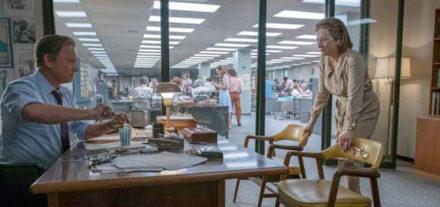 Steven Spielberg dirige Los archivos del Pentágono, con Tom Hanks y Meryl Streep